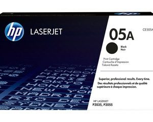 HP Toner Cartridge 05A