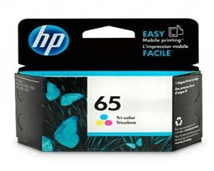 HP Ink Cartridge 65 Tri-Color