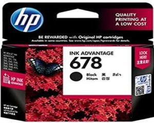 HP Ink Cartridge 678