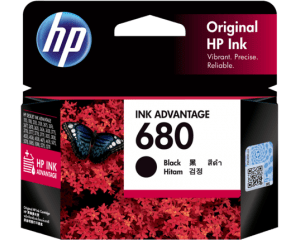 Ink Cartridge 680 Black