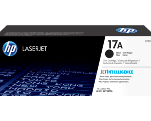HP Toner Cartridge 17A