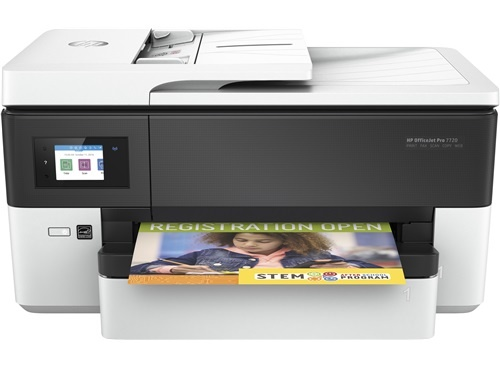 HP Office Jet 7720 A3 size all in one printer.