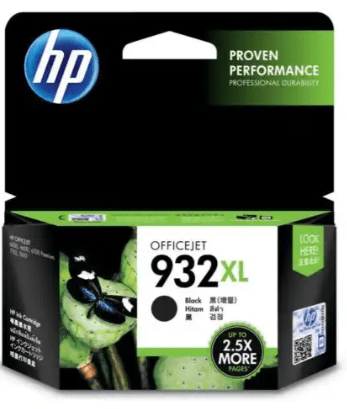 Get outstanding prints from your home and office with HP Ink Cartridge 932XL