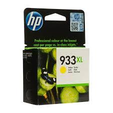 HP Ink Cartridge 932XL yellow.